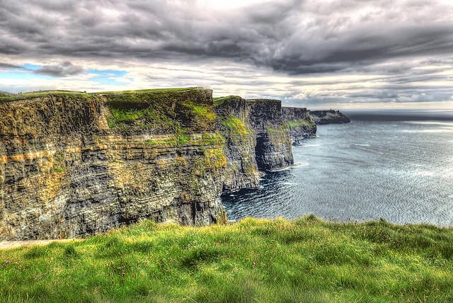 Photo:Doolin IR - Cliff of Moher 02 By Daniel Mennerich