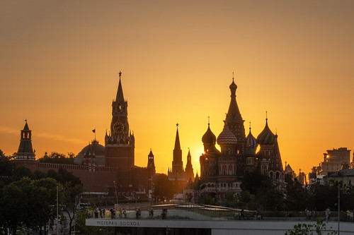 Moscow Summer