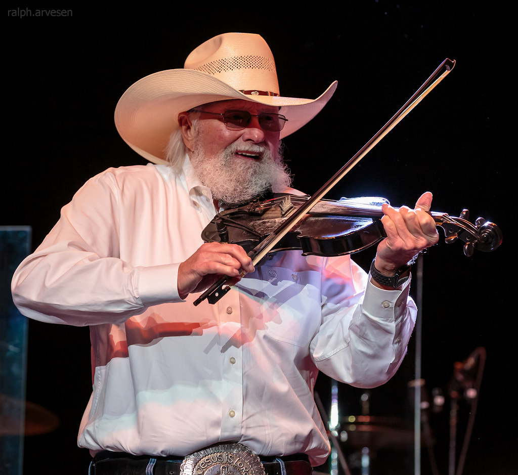 The Charlie Daniels Band | Texas Review | Ralph Arvesen