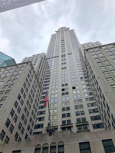 Chrysler Building, New York City, NY