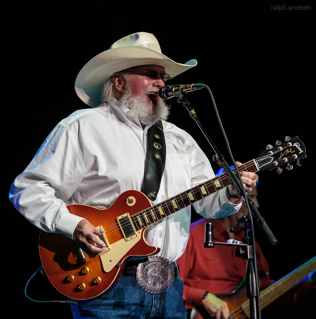 The Charlie Daniels Band Performing At The Heb Center In