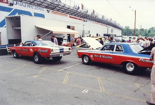 1989 Mopars At Englishtown