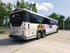 MTA Maryland: 2011 MCI D4500CT (Diesel) #182