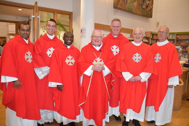 Feast of St Barnabas, Milton Keynes Cluster Dedication