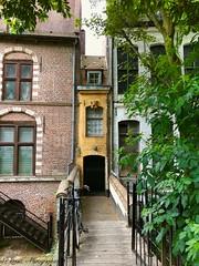 La plus petite maison de Lille - Photo of Lille