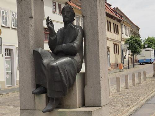 Marktplatz Weissensee