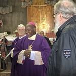 The celebrating Priests