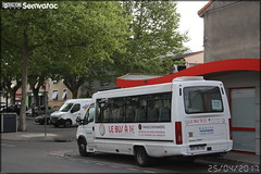 Irisbus Daily - Keolis Garonne / Le Bus à 1€ - Photo of Ludiès