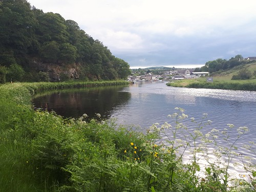 River Barrow upstream of Graiguenamanagh