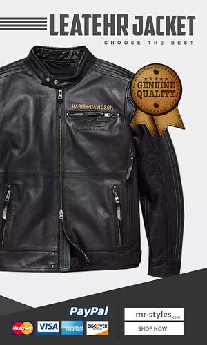 harley-Davidson-leather-jackets