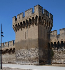 The City Walls at Avignon - Photo of Avignon