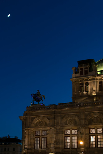 Le cavalier et la lune