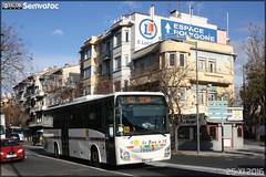 Iveco Bus Crossway - Les bus du Conseil Général / Le Bus à 1€ n°5400