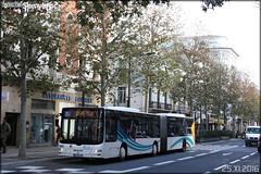 Man Lions' City G - CFT (Corporation Française de Transports) (Vectalia) / CTPM (Compagnie de Transports Perpignan Méditerranée) n°5