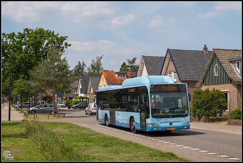 23-05-19 Syntus Gelderland Mercedes-Benz Citaro CNG 5207, Apeldoorn - Schuttersweg