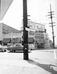 Broadway and Pine, 1953