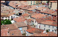 Rooftops - Photo of Carcassonne