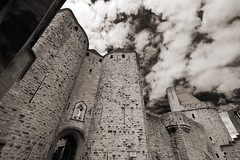 Gate of Narbonne - Photo of Carcassonne