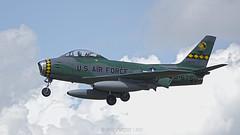 Canadair CL-13B Sabre Mk6 / Mistral Warbird / F-AYSB