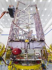 NASA's Webb Sunshield Undergoes Rocket Fitting, More Testing