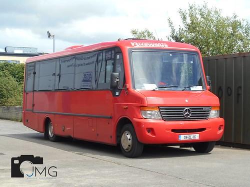 Mercedes Benz Vario 0 816