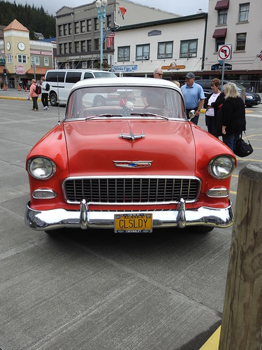 1956 Chevy (front)