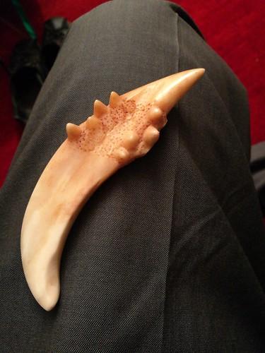 Zahn aus Brasilien