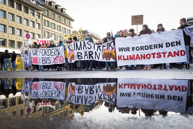 Klimastreik Bern 18.01.2019