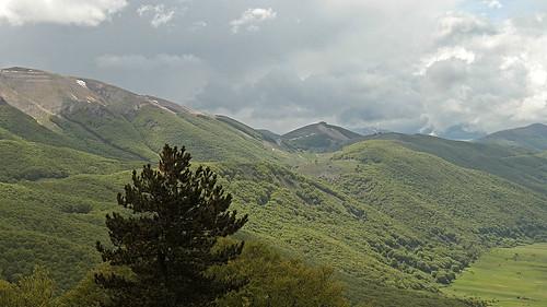Marsica mountains