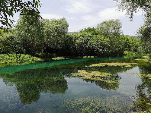 Il fiume Tirino