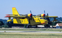 Securite Civile Canadair CL-215 F-ZBDD / 24