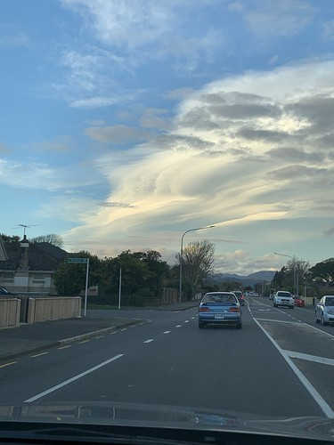 Awesome cloud formation
