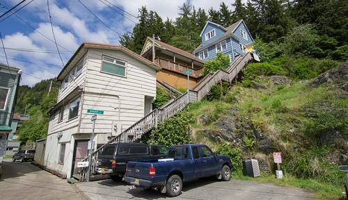 Ketchikan, Alaska, AK, USA - 1278