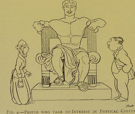 This image is taken from Page 18 of Cassell's physical educator