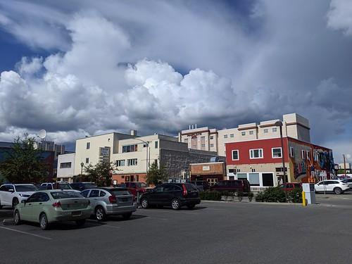 Downtown Fairbanks Alaska: 06/10/2019