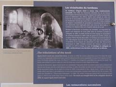 Loches-Tombe d'Agnès Sorel (10)