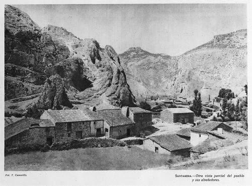 Santamera, vista del pueblo 2