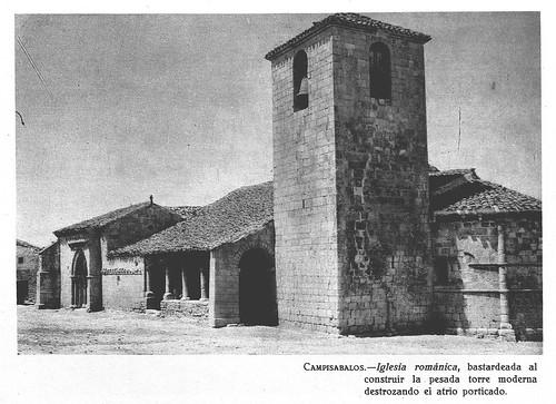 Campisábalos, Iglesia románica