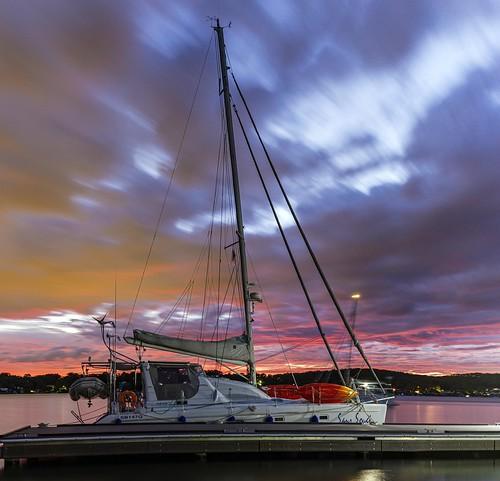 Yacht - Pano