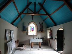 La chapelle Saint André - Lomarec à Crac'h (56)