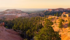 """Image by the_lowe_life (jwlowe) and image name """"Bryce is Nice"""" photo  about Back in 2016 I took my first trip to Utah and instantly feel in love with its natural beauty. While I only spent one day and night in Bryce Canyon it was one of my favorite places I visited. Even in June I woke up to temps in the low 40's as I enjoyed this sunrise."""