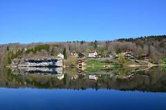 Lac des Brenets