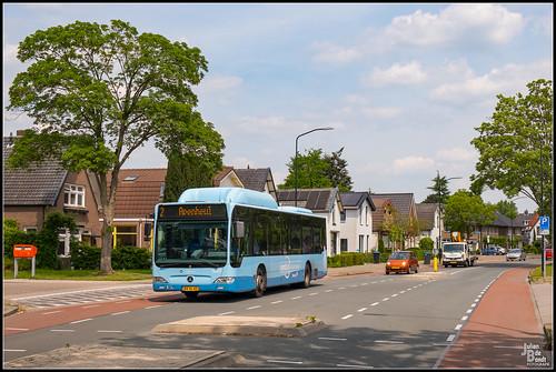 23-05-19 Syntus Gelderland Mercedes-Benz Citaro CNG 5207, Apeldoorn - Sprengenweg
