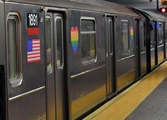MTA Celebrates Pride