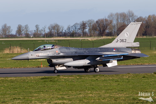 J-362 F-16AM Fighting Falcon | EHLW/LWR | 01.04.2019