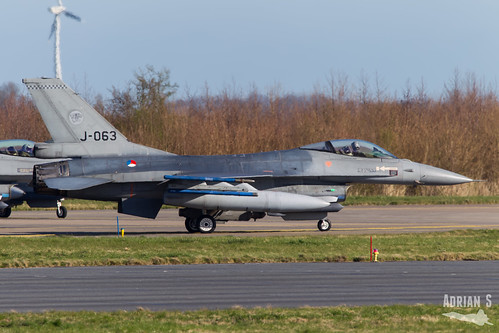 J-063 F-16AM Fighting Falcon | EHLW/LWR | 01.04.2019