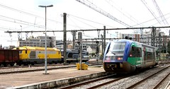 A morning at Limoges-Benedictines station