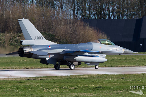 J-003 F-16AM Fighting Falcon | EHLW/LWR | 01.04.2019