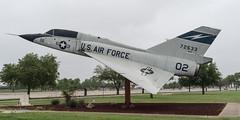 57-2533 - Convair F-106B Delta Dart