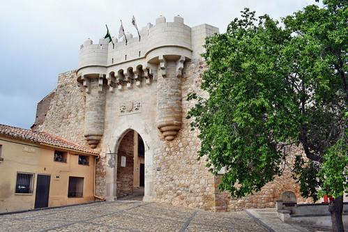 Puerta de Santa María (Hita)